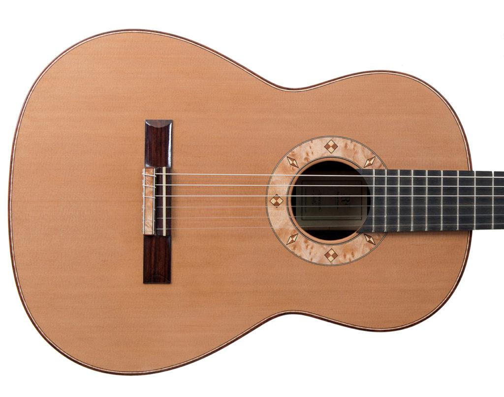 guitarra concierto tradicional RF